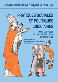 Des pratiques sociales courantes au sein des cours de justice médiévales