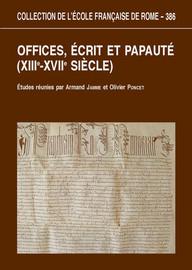 Les archives de la papauté (xvie-milieu xviie siècle)