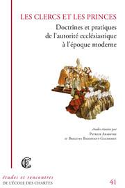La nature canonique des charges exercées par l'évêque et ses auxiliaires, du droit classique au code de 1917