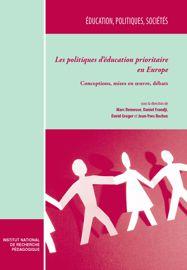 Pour une comparaison des politiques d'éducation prioritaire en Europe