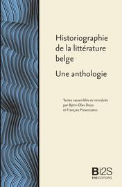 Historiographie de la littérature belge
