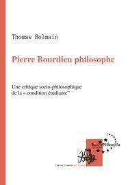 Pierre Bourdieu Philosophe