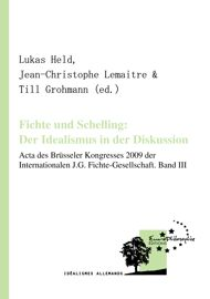 La réception de Fichte et de Schelling dans la phénoménologie de Michel Henry