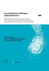 Les étudiants d'Afrique subsaharienne