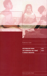 Aguinaldo para las señoras del Perú y otros ensayos
