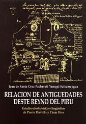 Relación de antiguedades deste reyno del Piru