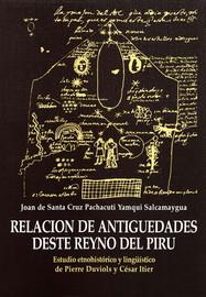 II. Los textos quechuas