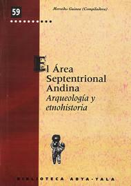 El área septentrional andina