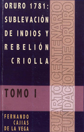 Capítulo XVIII. Repercusión del movimiento orureño en Cochabamba