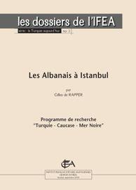 Les Albanais à Istanbul