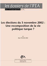 Les élections du 3 novembre 2002