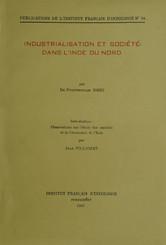 Industrialisation et société dans l'Inde du Nord