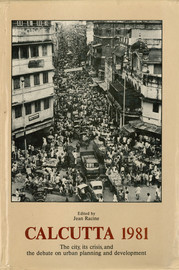 A Literary Bibliography Calcutta in Bengali Novels