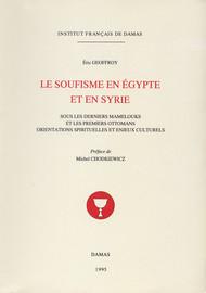 Chapitre II - Le soufisme et les historiens modernes