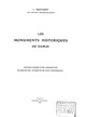 Bibliographie sommaire des monuments de Damas