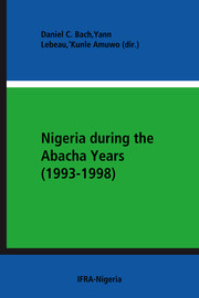 Chronology of Major Political Events in the Abacha Era (1993-1998)