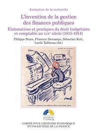 La controverse Masson-Lafontaine relative à l'ordre financier en 1822