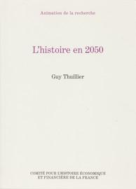 L'histoire en2050