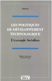 Les politiques de développement technologique