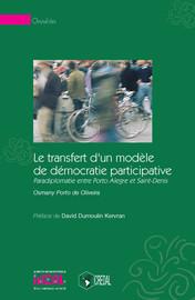 Le transfert d'un modèle de démocratie participative