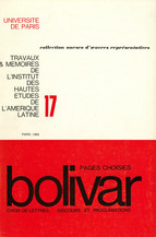Bolivar, pages choisies