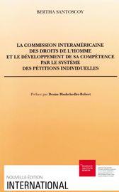 ChapitreI. La genèse et les débuts de la Commission interaméricaine des droits de l'homme