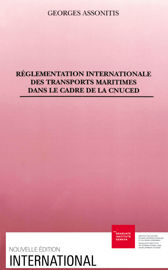 Chapitre VII. Réglementation internationale du transport multimodal international