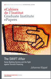 1. The International Dimension of the SWIFT Affair