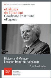 History and Memory: Lessons from the Holocaust