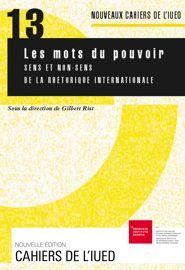 Contraintes politiques et institutionnelles du discours des Nations unies