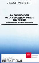 La codification de la succession d'États aux traités