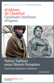 Pashtun Traditions versus Western Perceptions