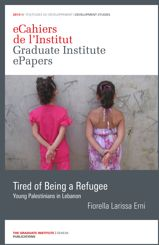 Tired of Being a Refugee
