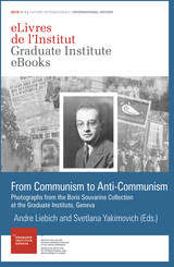 From Communism to Anti-Communism