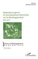 Expertes en genre et connaissances féministes sur le développement