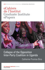 Collapse of the Opposition Inter-Party Coalition in Uganda