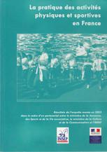 La pratique des activités physiques et sportives en France