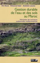 Gestion durable des eaux et des sols au Maroc