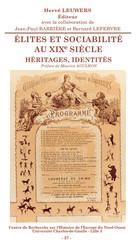 Élites et sociabilité au XIXe siècle