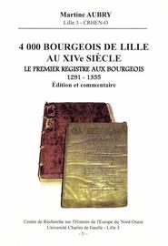 Liste échevinale de Lille de 1285 à 13611