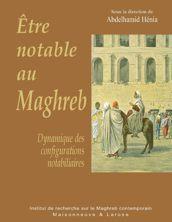Être notable au Maghreb