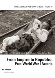 A Partnership of the Weak: War Victims and the State in the Early First Austrian Republic
