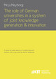7. Hypotheses and Methodology regarding the Analysis of the German Universities