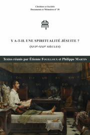 Y a-t-il une spiritualité jésuite ?