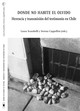 Las narraciones de la memoria y el otro: notas sobre la pertinencia de una mirada socio-etica