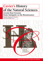Cuvier's History of the Natural Sciences