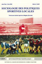 Sociologie des politiques sportives locales