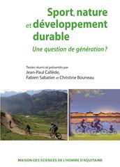 Sport, nature et développement durable