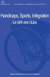 Handicaps, Sport, Intégration