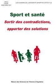 Séquence 4. «Quel sport aujourd'hui, en France, pour une bonne santé demain?»